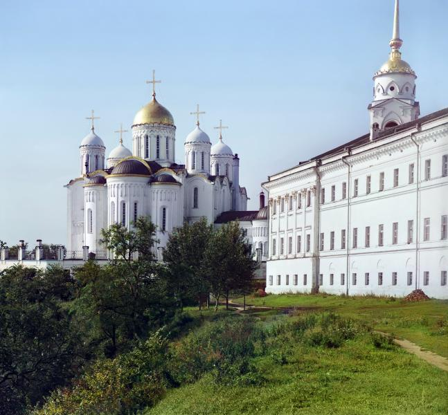 Dormition (Assumption) Cathedral - Vladimir