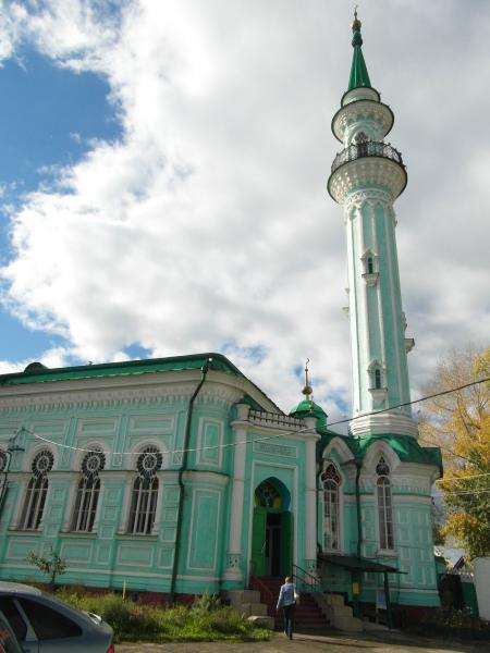 Azimovskaya mosque cem mosque kazan azimovskaya mosque cem mosque altavistaventures Choice Image