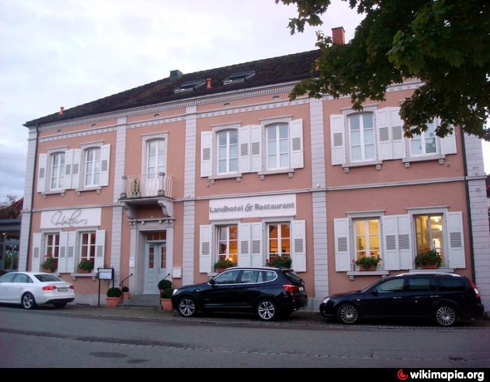 Walser Efringen Kirchen walsers landhotel efringen hotel restaurant