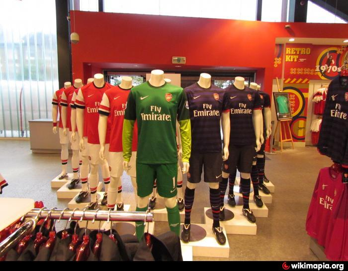 d1d709799 Arsenal London Merchandise – Verein Bild Idee