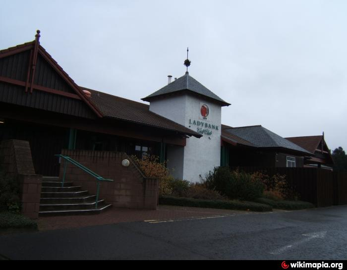 Clubhouse Ladybank Golf Club Ladybank