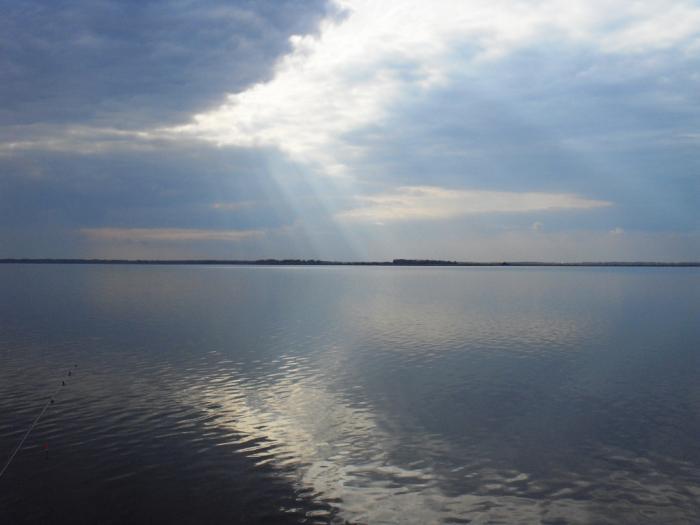 Пасмурный Сугояк (25.04.2017) - Озеро Сугояк