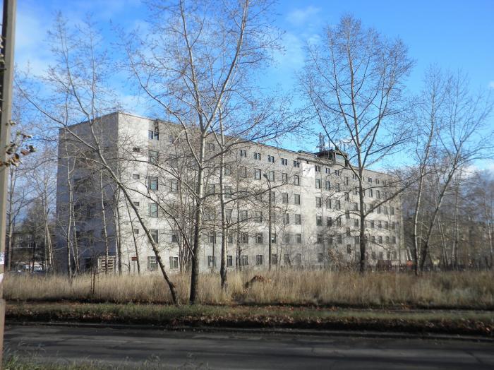 3 Больница Братск