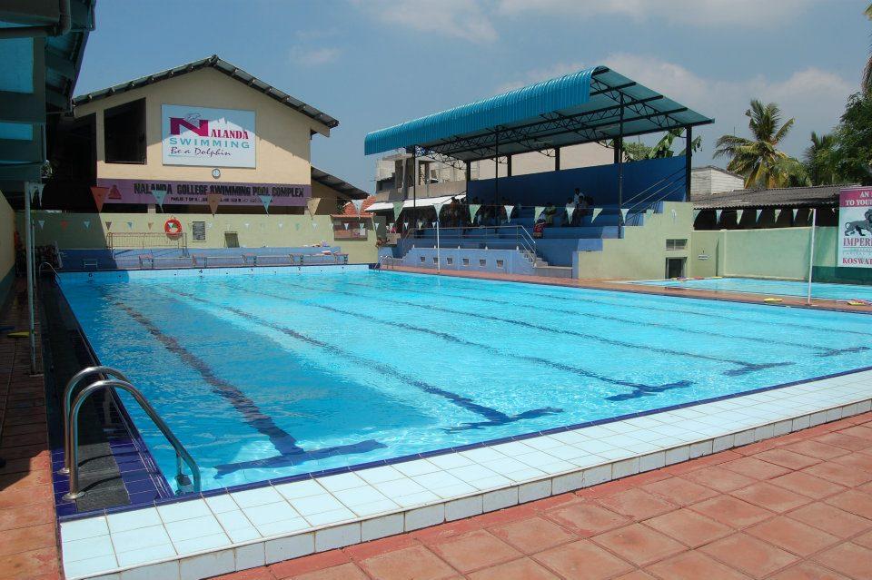 Nalanda College Swimming Pool Colombo