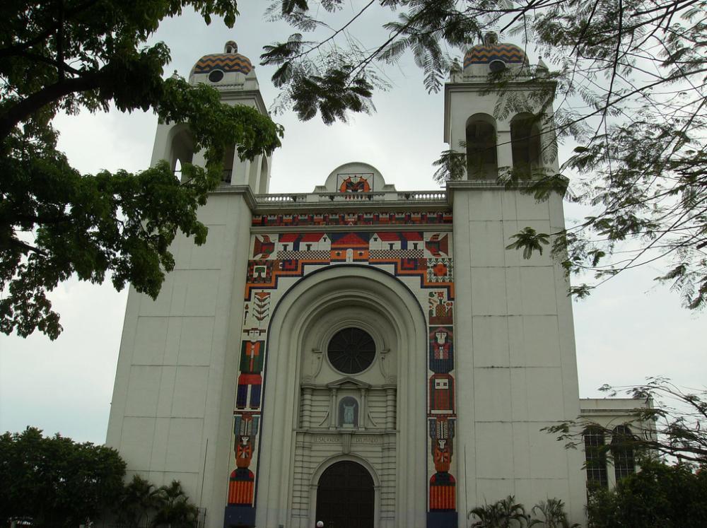 Catedral de San Salvador - San Salvador
