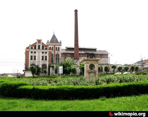 Fosta Fabrică de Bere - Turda | industrial heritage (en), clădire industrială, 18th century construction (en), 19th century construction (en)