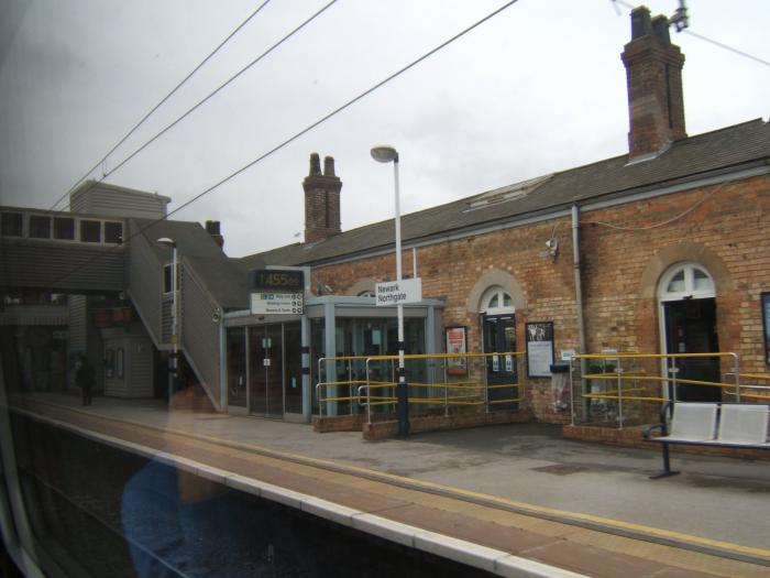 Newark North Gate railway station