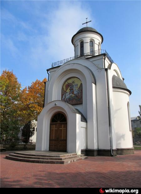 Церковь св георгия победоносца