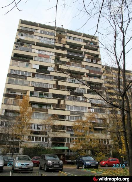 Ботаническая ул., 19а - москва.