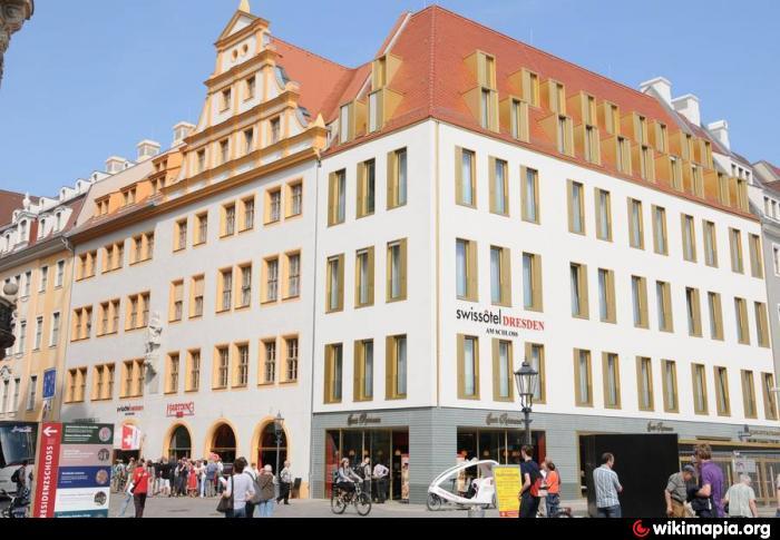 Swissôtel Dresden Am Schloss Dresden
