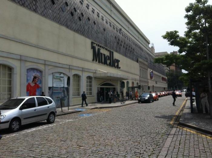 Shopping Mueller Curitiba C 226 Ndido De Abreu Avenue 127