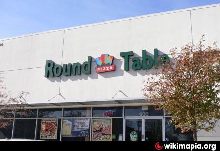 Round Table Pizza Sacramento California