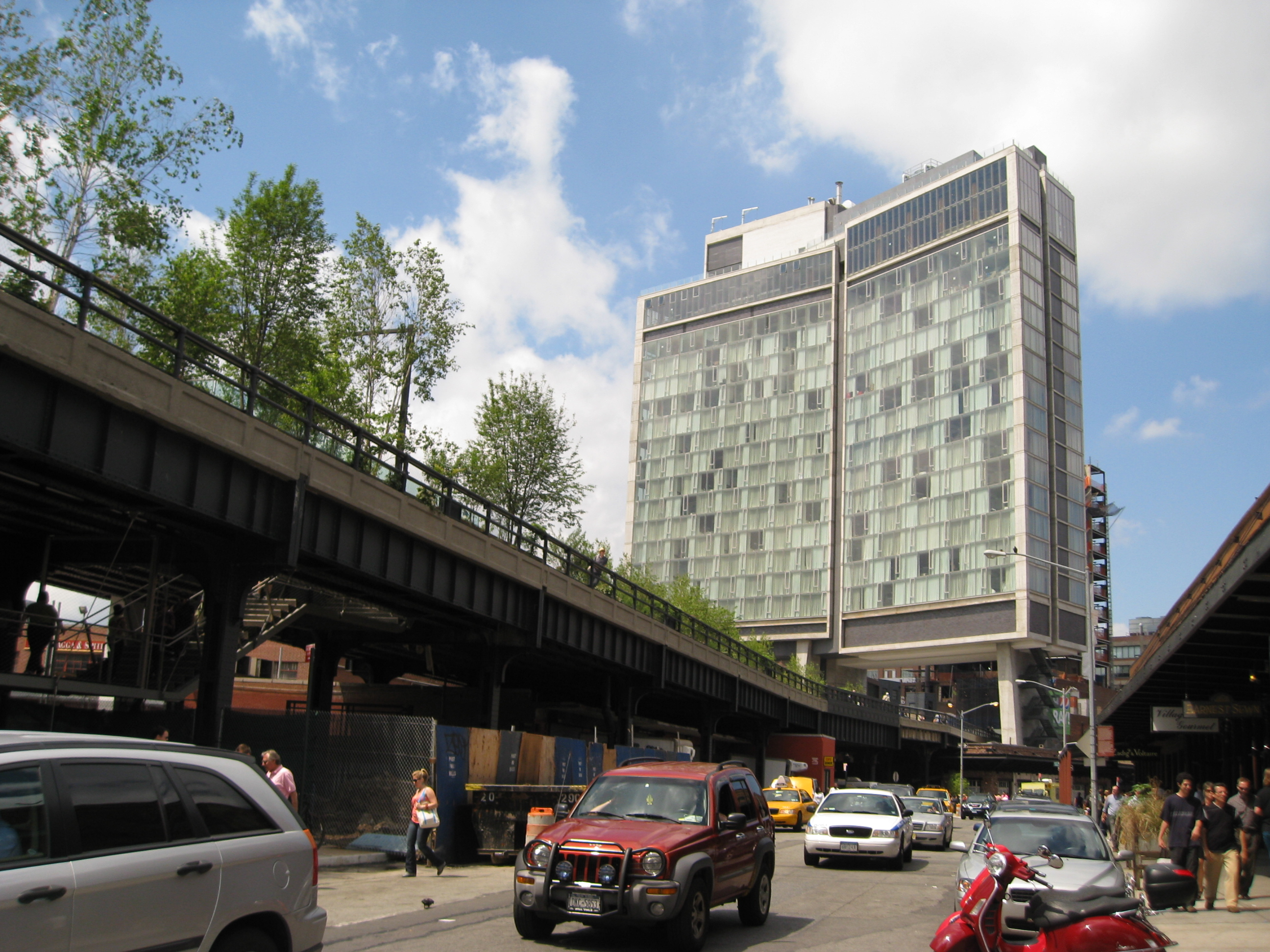 the standard high line - photo #8