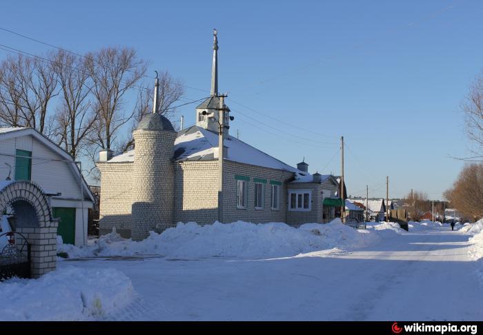 63_big Мордовия: татарские села Мордовия Посреди России