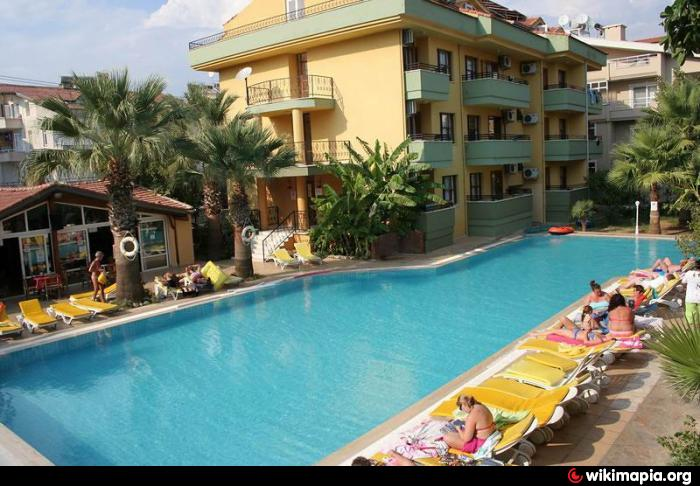 Palm Garden Keskin Hotel Amp Apartments 3 Marmaris