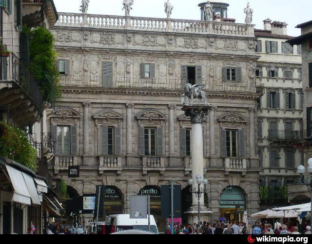 Lion Of Saint Mark Symbol Of Republic Of Venice