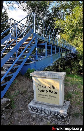 Passerelle saint paul arcachon - Pneumologue bassin arcachon saint paul ...