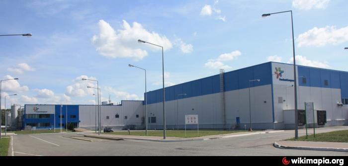 Завод ООО «Кампина-Фрисланд»