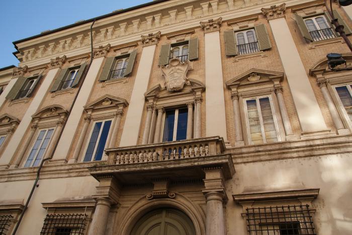 Palazzo Odescalchi Rome Historical Building
