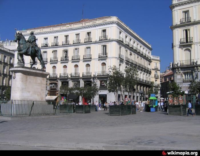 Puerta del sol 11 madrid for Libreria puerta del sol