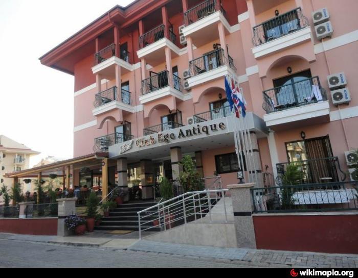 Grand Yazici Club Turban 5 ТурцияЭгейский регион