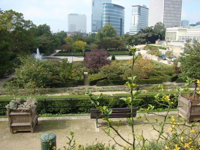 Jardin botanique for Bd du jardin botanique 50 bruxelles