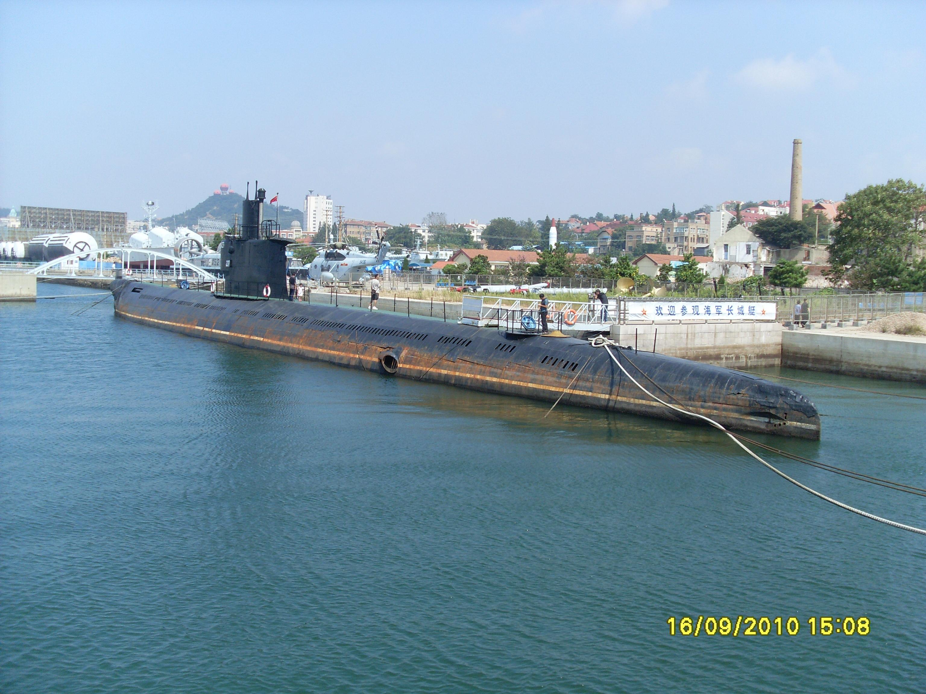 подводная лодка класса ромео