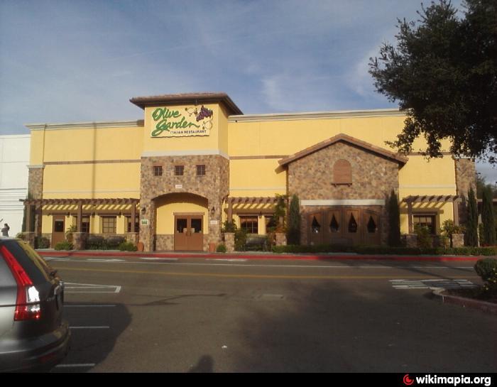 Olive Garden Fresno Ca