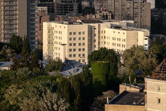 План городской клинической больницы