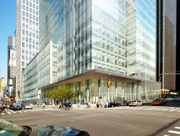 bank of america new york ny