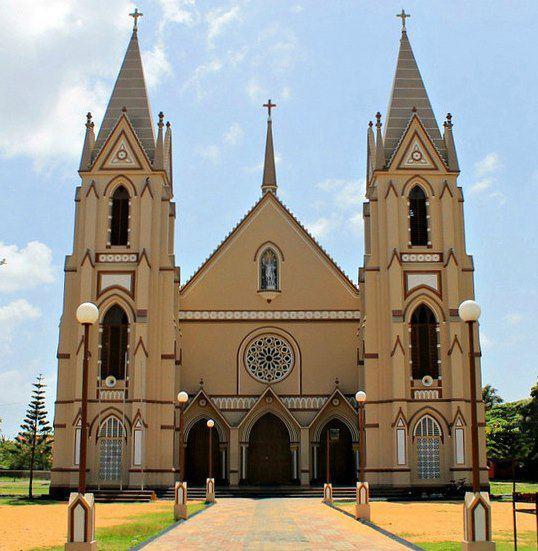 St Sebastian 39 S Church Negombo