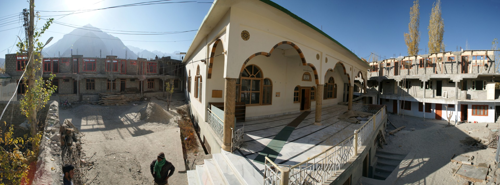 islam in baltistan The undefined status of gilgit-baltistan has always unnerved islamabad the recently concluded china-pakistan economic corridor (cpec) offers the possibility to absorb gilgit-baltistan in the larger national polity by making it a formal province of pakistan.