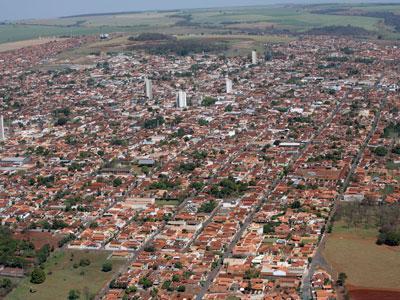 São Joaquim da Barra São Paulo fonte: photos.wikimapia.org