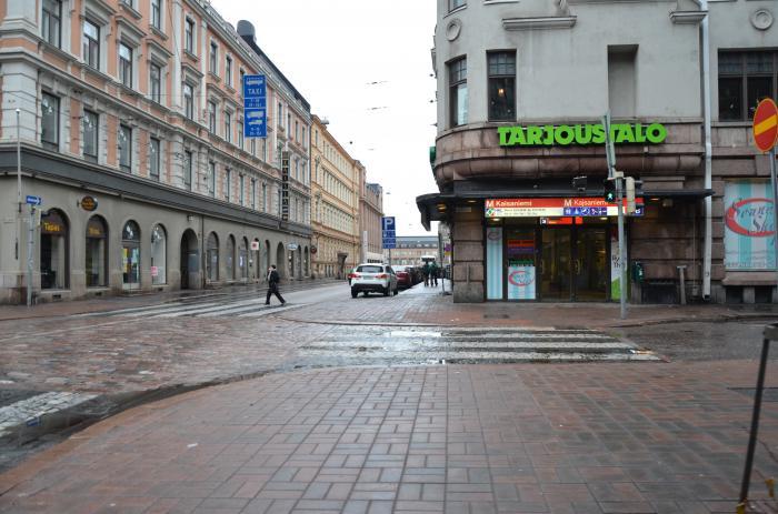 Tarjoustalo Helsinki