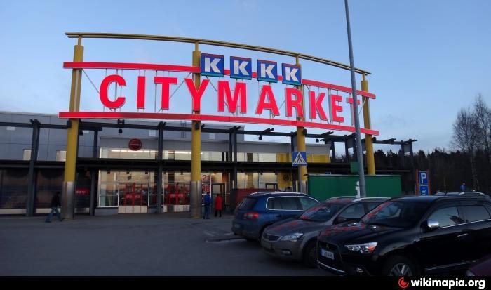 Citymarket Koivukylä Aukioloajat