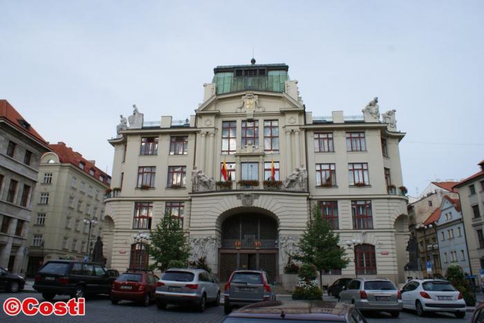 Hotel De Ville Ville Nouvelle Prague