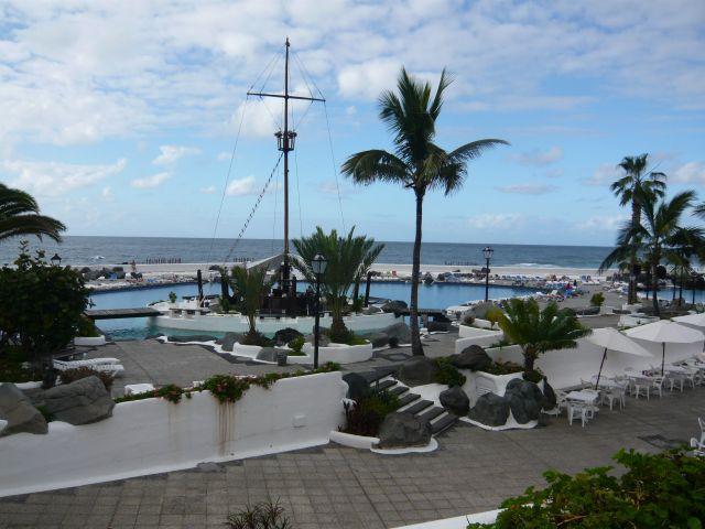 Complejo tur stico municipal costa de marti nez for Piscina municipal puerto de la cruz