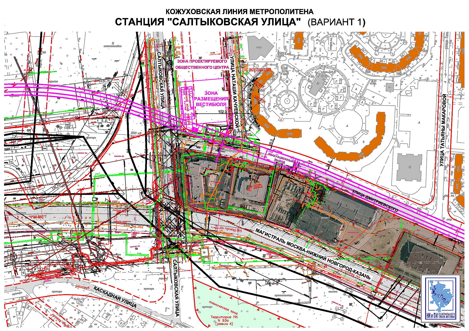 Re: Кожуховская ветка.