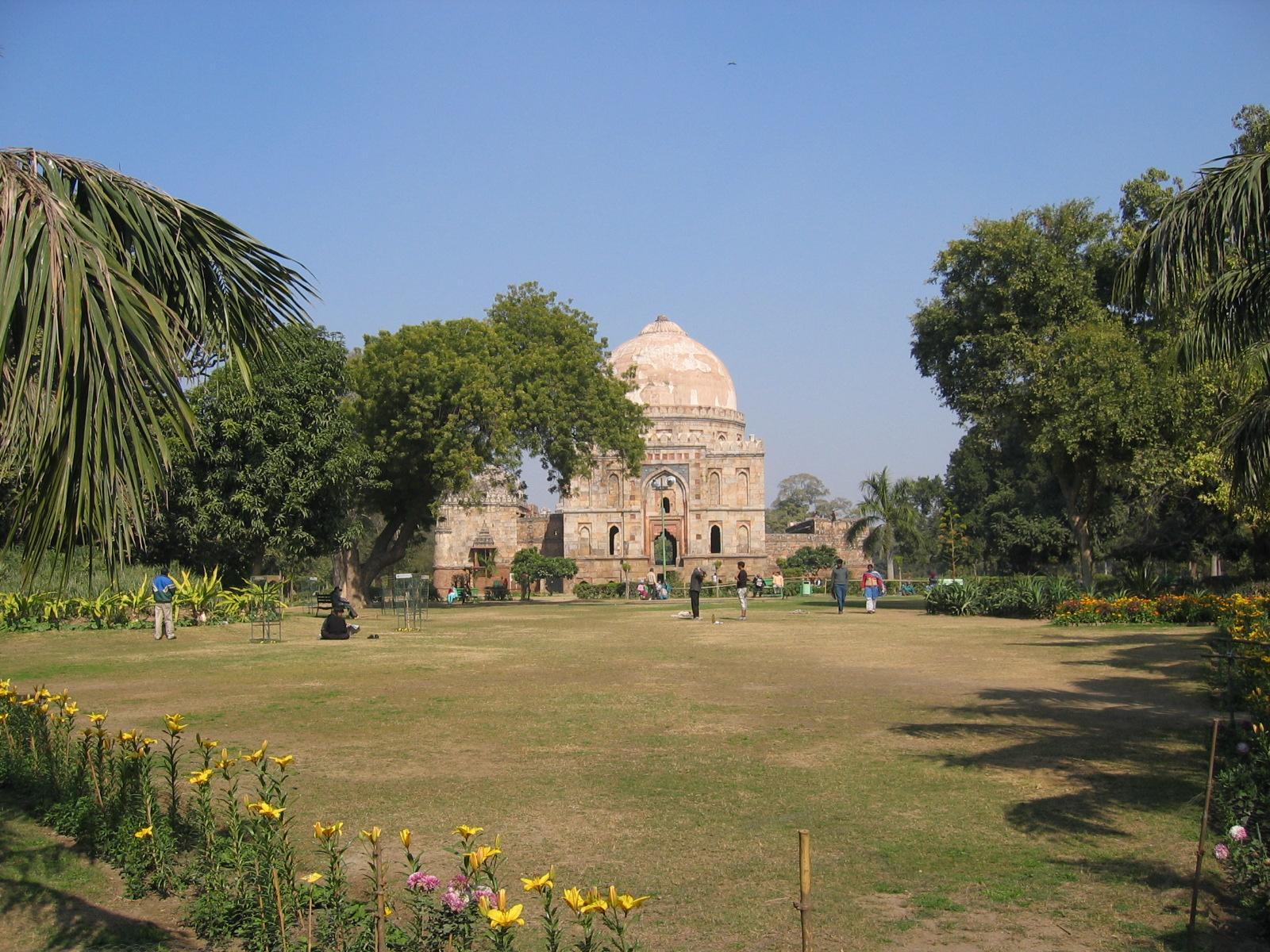 Khairpur Earstwhile Ladywilingdonpark Lodhi Gardens Delhi