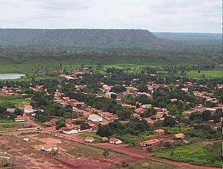Fortaleza dos Nogueiras Maranhão fonte: photos.wikimapia.org