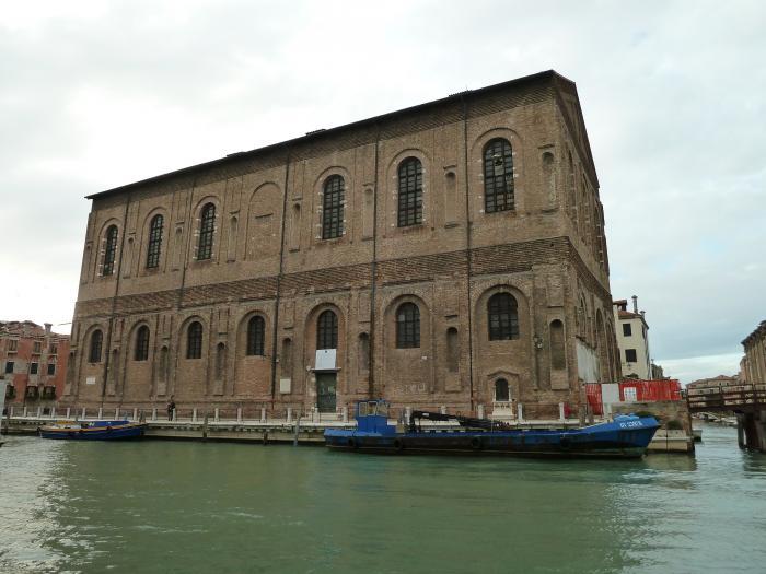 Scuola Grande della Misericordia - Venice