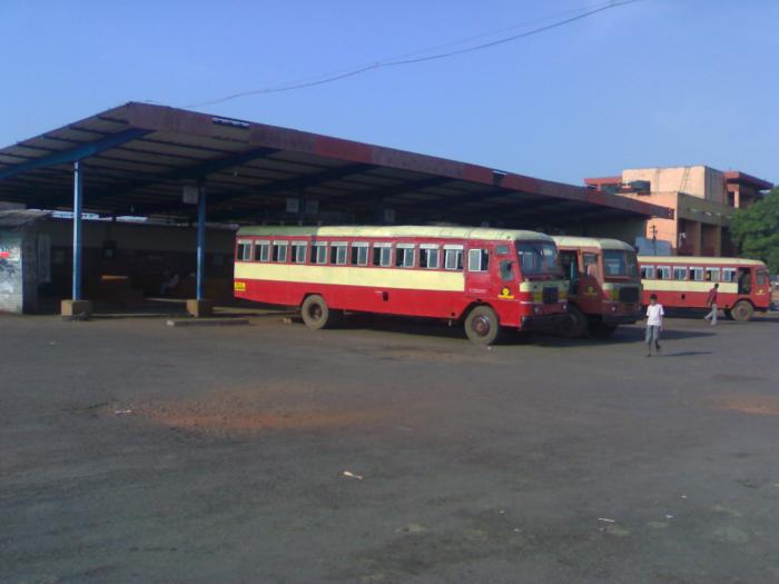 Devgad St Stand And Depot