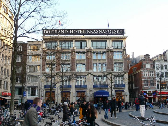 Amsterdam Hotel Krasnapolsky