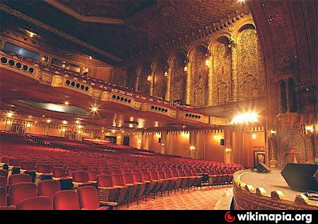 The Palace Theatre New York City New York