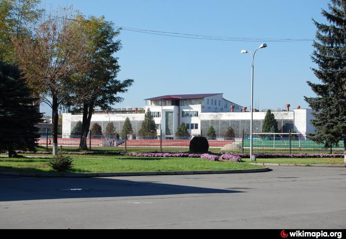 Спортзал СКГМИ - это спортивный/тренажёрный зал, что находится в городе Вла