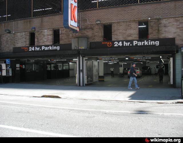 Clarity 47 Parking Garage