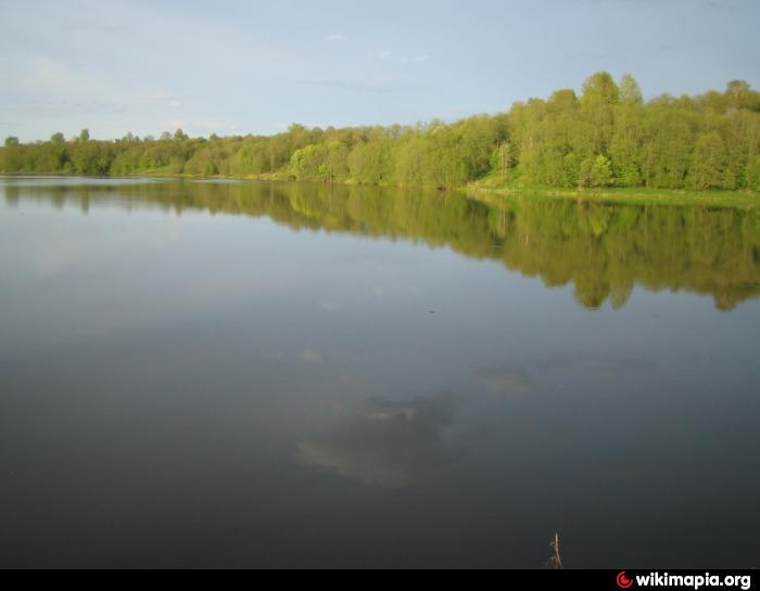 водохранилище солнечное клинский район рыбалка