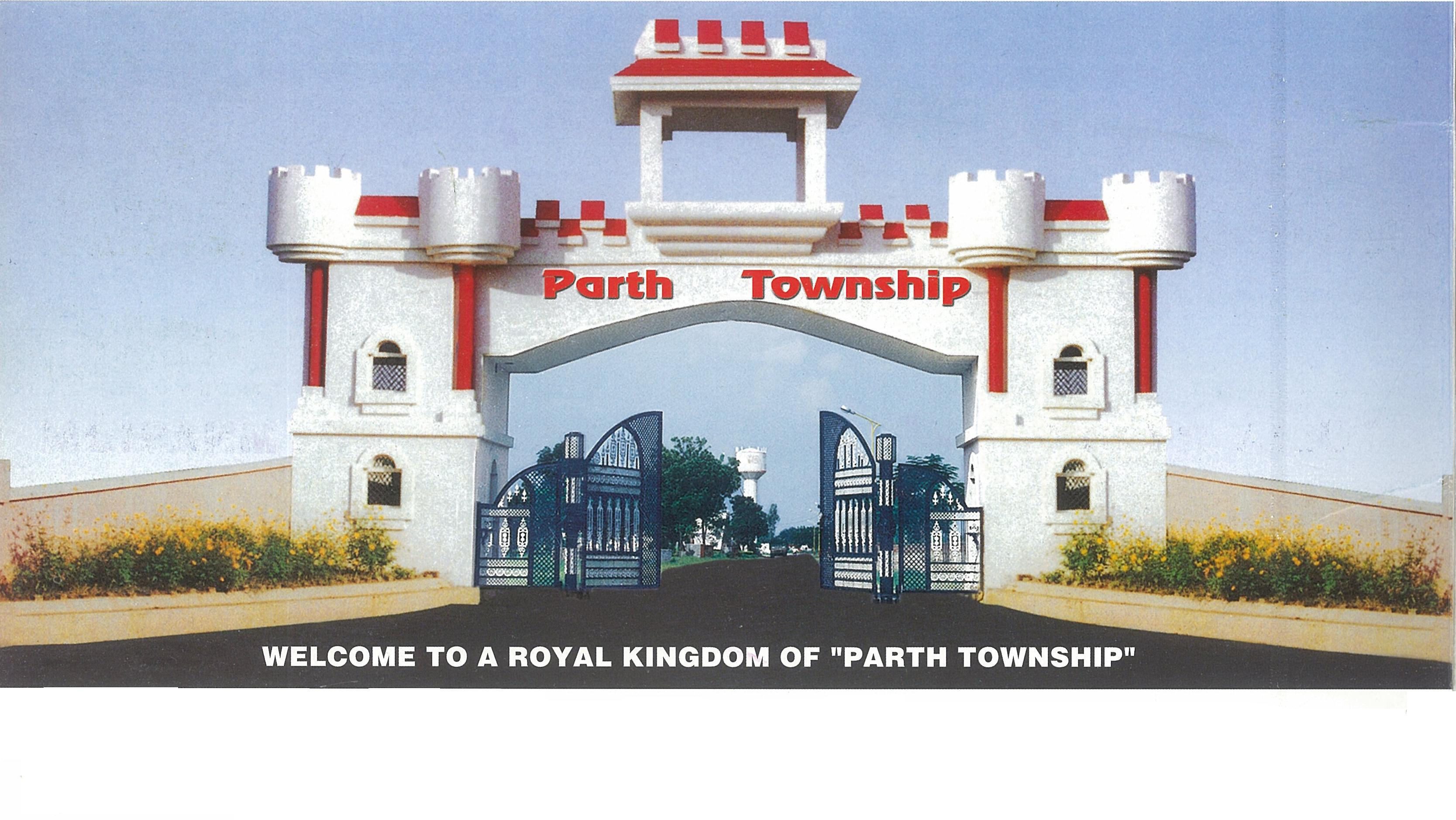 gate township PARTH TOWNSHIP ENTRANCE GATE