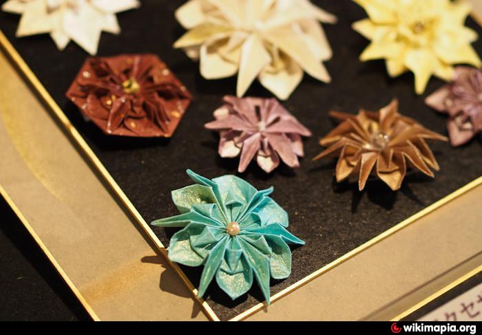 Origami: the traditional Japanese folk art   Tokyo City & Culture ...   487x700