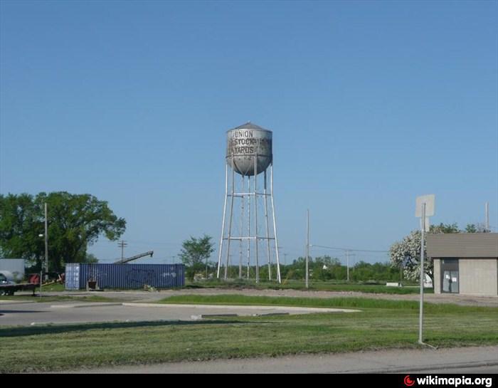 Windsor Water Tower Demolition : Union stock yards water tower winnipeg